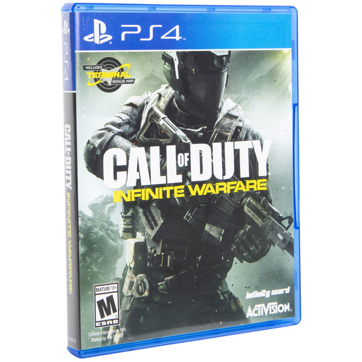 Call Of Duty Infinite Warfare For Ps4 Five Below Let Go Have Fun