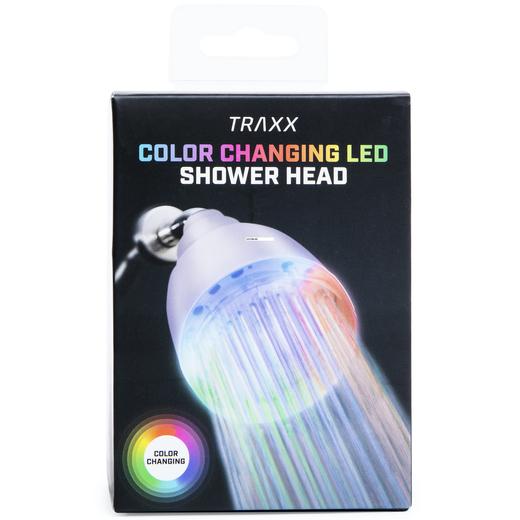 Color Changing Led Light Shower Head Five Below Let Go Have Fun