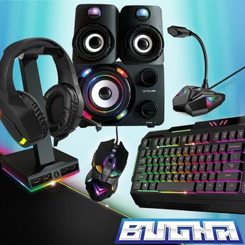 Bugha exclusive gaming gear bundle
