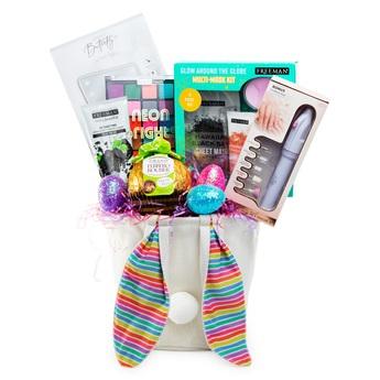 skincare & beauty easter basket bundle